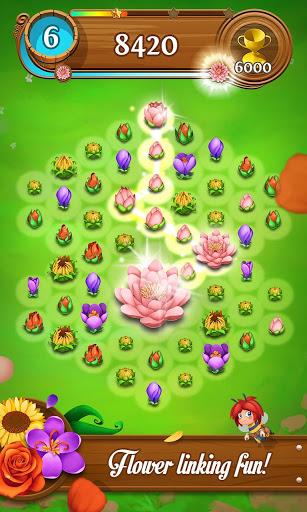blossom blast saga mod apk 49.0.1