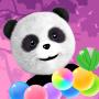 icon Panda Bubble