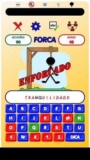 Forca in Portuguese - Brazil