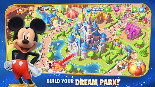 disney magic kingdom apk mod android 1