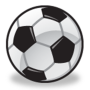 icon football game soccer juggle