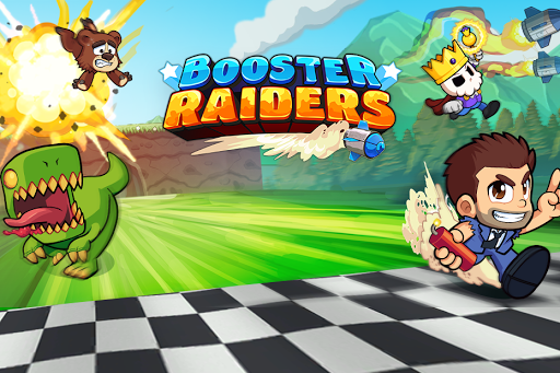 Booster Raiders