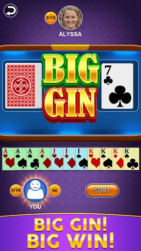 Gin Rummy Plus Slots - Free Card Games Offline Fun