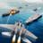 icon Fighter Jet Air Strike 7.7