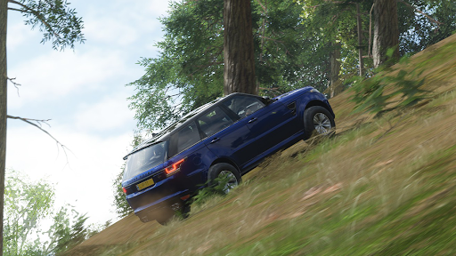 Off-Road: Rise of the machines