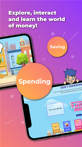 MoneyPrep: Kids Learning Games