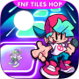 icon FNF Tiles Hop Music Game
