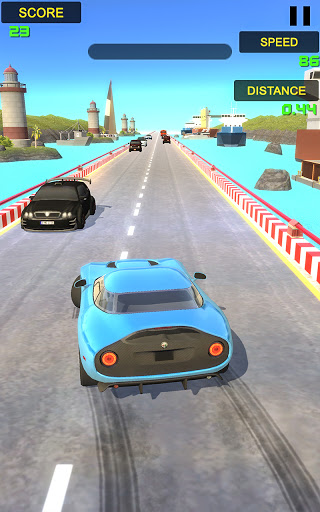 Highway Speed Drift Racer: Traffic Racing 3D