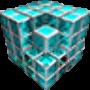 icon ButtonBass EDM Cube 2